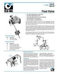 Float Valve - XSpace