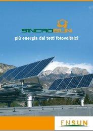 più energia dai tetti fotovoltaici - Guida Edilizia