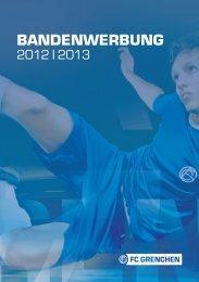BANDENWERBUNG - FC Grenchen