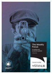 The Weekly Focus 20 May 2013 - Liberty