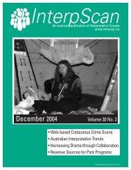 December 2004 - InterpScan.ca