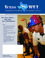 Download - Water Environment Association of Texas