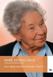 MARIE-JUCHACZ-HAUS - AWO Würzburg