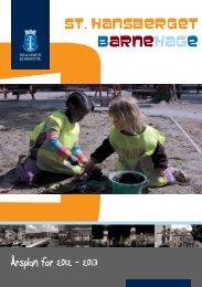Årsplan for 2012 - Drammen kommune