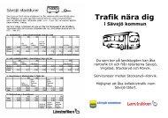 (Informationsbroschyr anropsstyrd n\344rtrafik 2012) - upplevelseriket