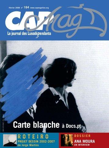 Carte blanche à Docs.pt - Cap Magellan