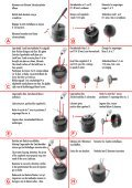 Synchronmotor 180629 INSTRUCTION - Faller - Page 2