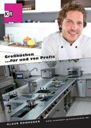 grosskuechen.de KLAUS ROWEDDER - Herrmann Rowedder ...