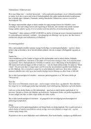 Vildmarkstur i Vildtreservatet Hvis man følger den – i ... - Leder - FDF
