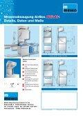 Komfort in der Spülküche AirBox AktivAir - Seite 2
