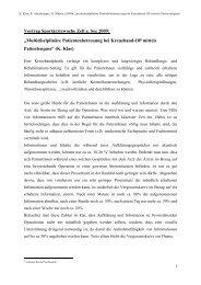 Vortrag von K.Klas als PDF