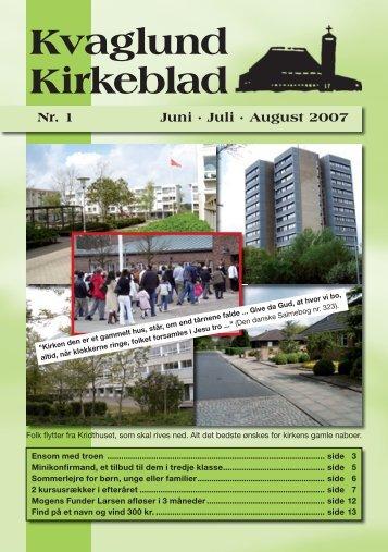 Kvaglund Kirkeblad