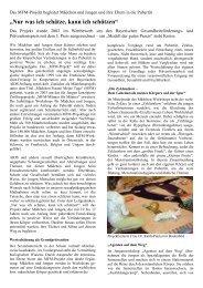 Informationsblatt fürs Internet - NFP- Zentrum Leipzig