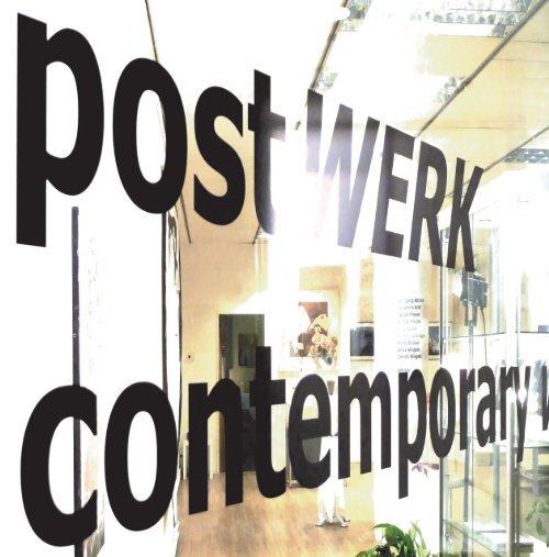 Kunstverein postWERK