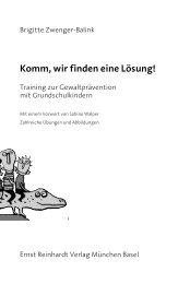Komm, wir finden eine Lösung! - Ernst Reinhardt Verlag