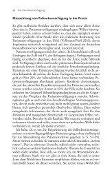 Missachtung von Patientenverfügung in der Praxis - Ernst Reinhardt ...