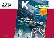 BEWEGENDE SCHLÜSSELKOMPONENTEN NTEN - K Magazin