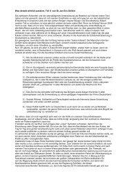 Döllein 2-Was derzeit wirklich passiert Teil 2 - Dr-uebele.de