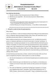 Behinderte & chronisch kranke Eltern - Kompetenzzentrum für ...