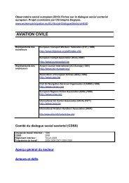 AVIATION CIVILE - WORKER PARTICIPATION.eu