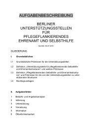Aufgabenbeschreibung Struktur 45d - Engagementwerkstatt