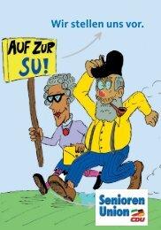 Wir stellen uns vor - Senioren-Union NRW