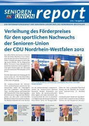 report - Senioren-Union NRW