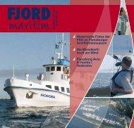 Historische Fotos der FSG im Flensburger ... - Fjord maritim