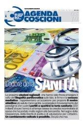 Le prossime elezioni regionali - Associazione Luca Coscioni