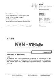 Nr. 10 /2008 - BVF Landesverband Niedersachsen