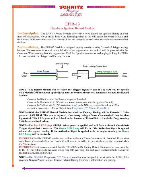 34-EFIR-13 Hayabusa - MPS Racing on