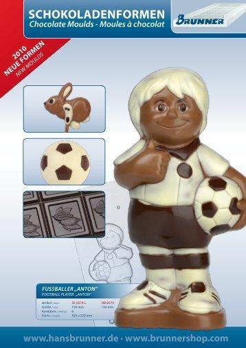 SchokoladenFormen - Hans Brunner GmbH