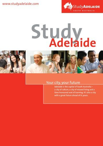 English - Study Adelaide