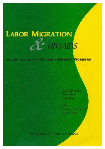 Labour Migration & HIV/AIDS - CARAM Asia