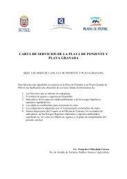 Guia Salidas Academicas Y Laborales Ayuntamiento De Motril