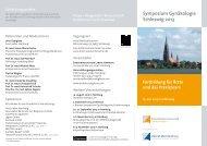 Symposium Gynäkologie Schleswig 2013 - MVZ AescuLabor ...