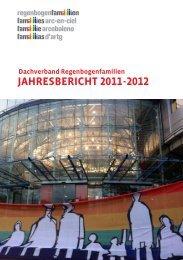 JAHRESBERICHT 2011-2012 - Regenbogenfamilien
