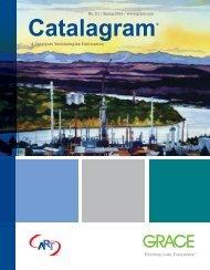 A Catalysts Technologies Publication - Grace