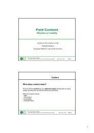 Paid Content - Heinold, Spiller & Partner Unternehmensberatung ...
