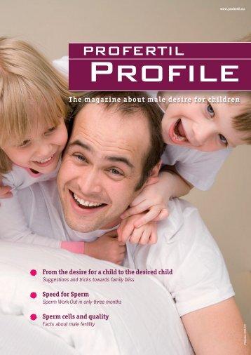 Sperm cells and quality - PROfertil