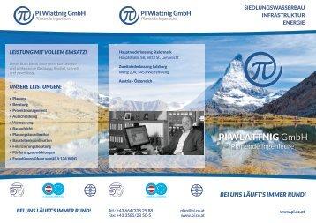 PI Wlattnig GmbH PI Wlattnig GmbH