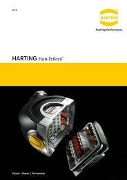 HARTING Han-Yellock - ハーティング