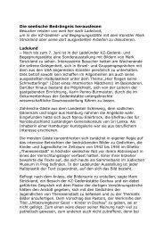 Textversion - KZ-Gedenk- und Begegnungsstätte Ladelund