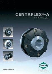 CENTAFLEX®-A - CENTA Power Transmission - Sweden