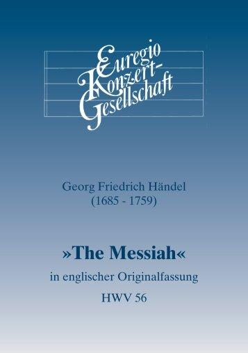»The Messiah«