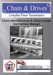 Chain Identification & Chain Gauge Instructions - Chain and Drives ...