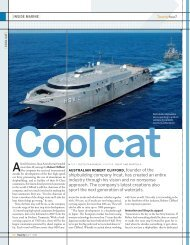 shipbuilding company Incat, has created an entire industry through ...