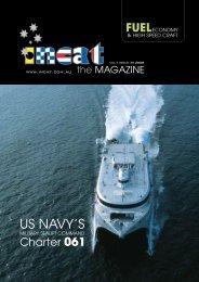 US NAVY'S - Incat