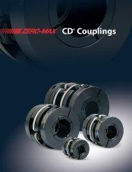 Zero-Max CD Couplings Catalog - RM Hoffman Company