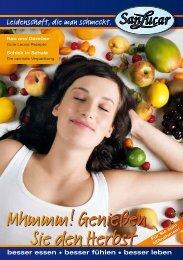 gibt es unsere Herbst-Broschüre zum Runterladen - SanLucar